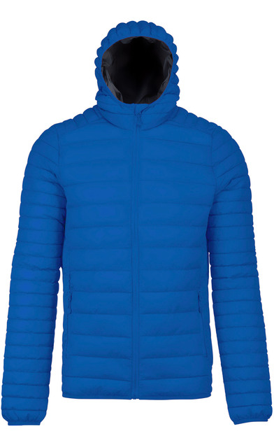 Kariban - Lightweight Hooded Padded Jacket