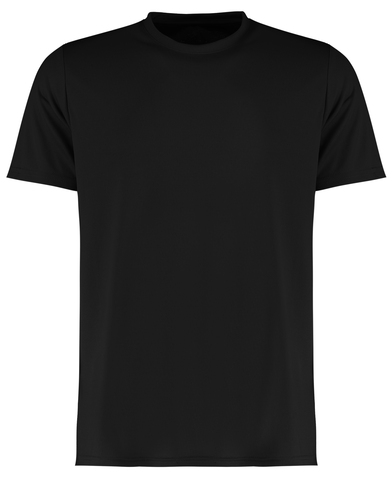 Cooltex Plus Wicking Tee (regular Fit) In Black