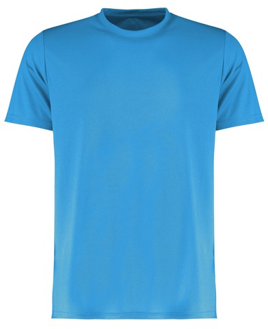 Cooltex Plus Wicking Tee (regular Fit) In Bright Blue