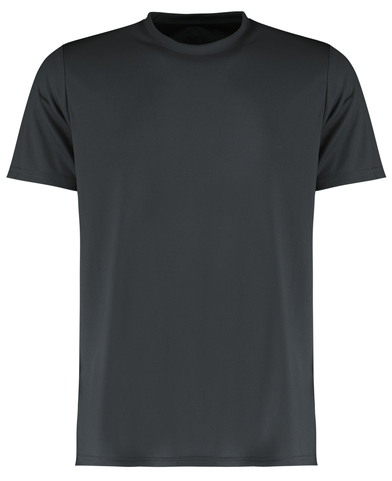Cooltex Plus Wicking Tee (regular Fit) In Graphite