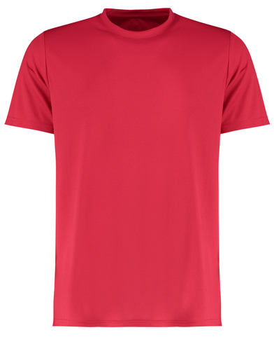 Cooltex Plus Wicking Tee (regular Fit) In Red