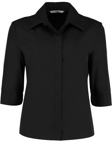 Contiental _ Sleeve Blouse Womens In Black