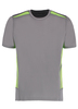 Grey/Fluorescent Lime