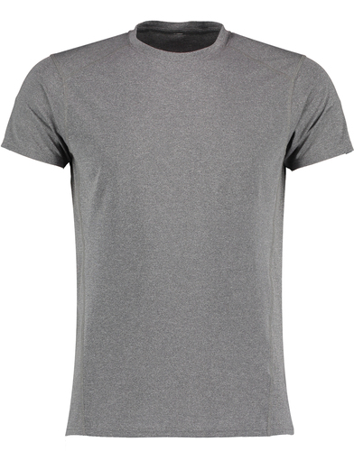 Gamegear Compact Stretch T-shirt In Grey Melange
