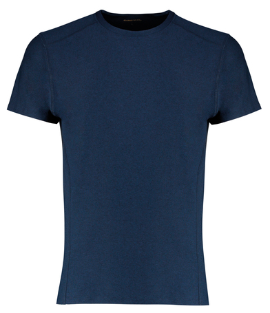 Gamegear Compact Stretch T-shirt In Navy Melange