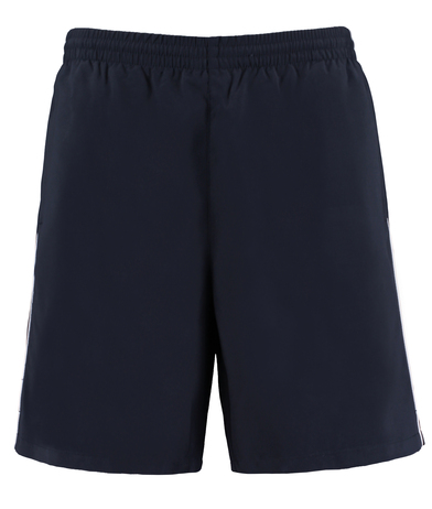 Gamegear Track Short (classic Fit) In Navy/White