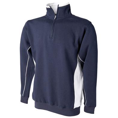 Finden & Hales -  Zip Sweatshirt
