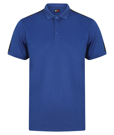 Finden & Hales - Contrast Panel Polo