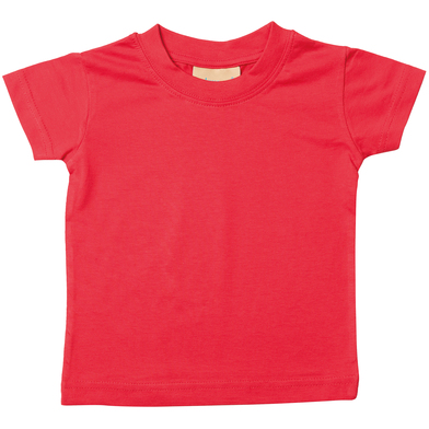 Baby/toddler T-shirt In Red