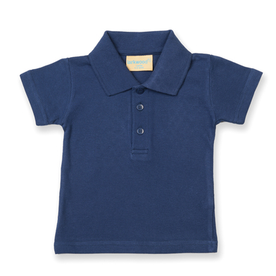 Baby/toddler Polo Shirt In Navy