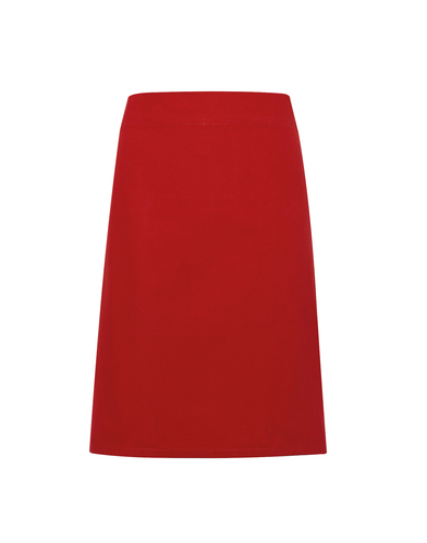 Calibre Heavy Cotton Canvas Waist Apron In Red