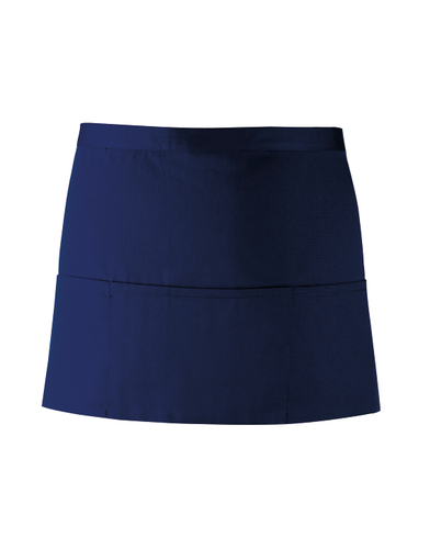 Colours 3-pocket Apron In Navy