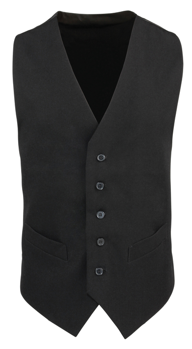 Premier - Lined Polyester Waistcoat