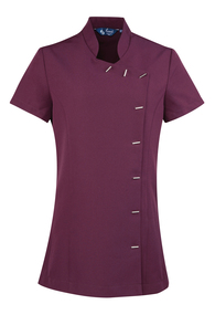 Orchid beauty and spa tunic