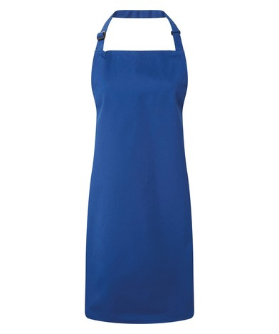 Bib Apron, Powered By HeiQ Viroblock In Royal