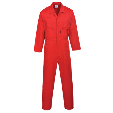Portwest - Liverpool Zip Coverall (C813)