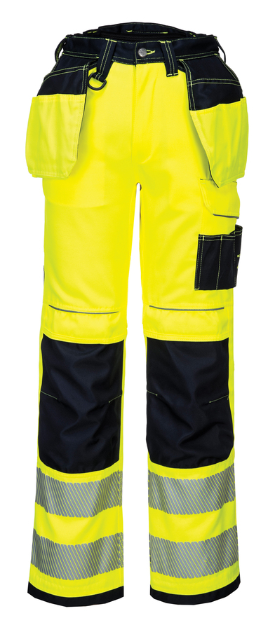 Portwest - PW3 Hi-vis Holster Work Trousers (T501)