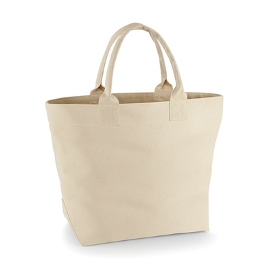 Canvas Deck Bag In Natural