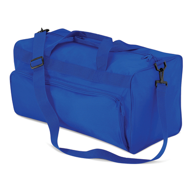 Advertising Holdall In Bright Royal