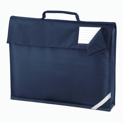 Junior Book Bag In French Navy