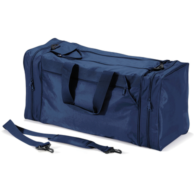 Jumbo Sports Holdall In French Navy