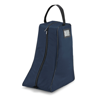 Boot Bag In French Navy/Black
