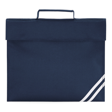 Classic Book Bag In French Navy