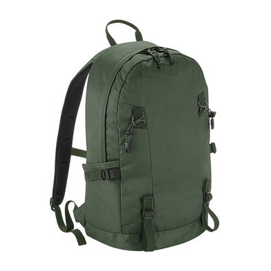 Everyday Outdoor 20 Litre Backpack In Olive Green