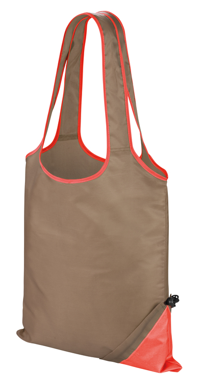 HDi Compact Shopper In Fennel/Pink