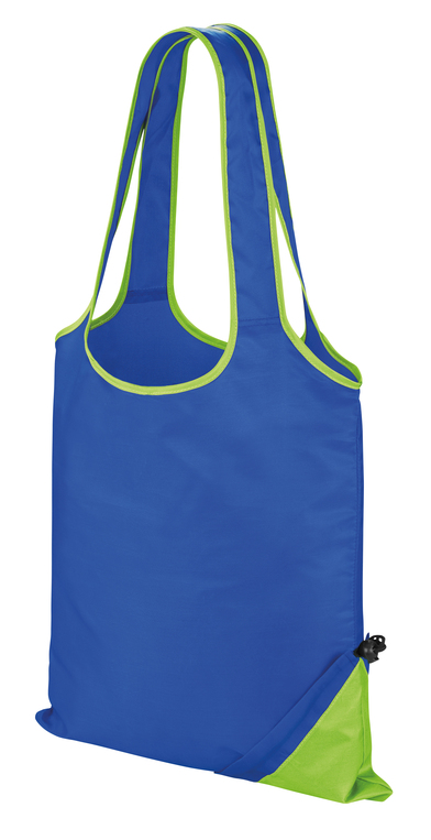 HDi Compact Shopper In Royal/Lime