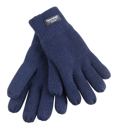 Result Winter Essentials - Junior Classic Fully Lined Thinsulate Gloves