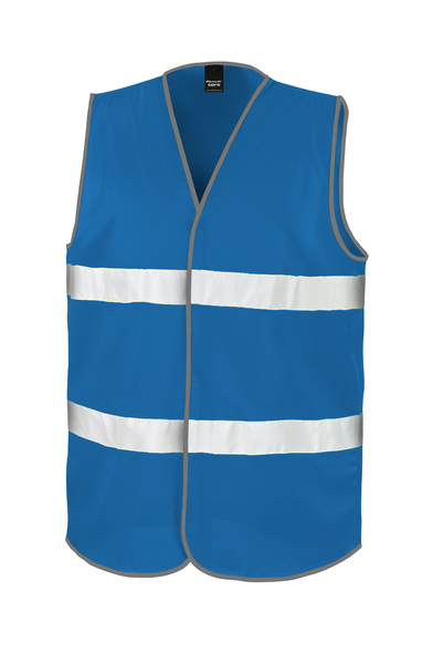 Core Adult Motorist Safety Vest In Royal