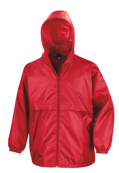Core Lightweight Jacket In Red