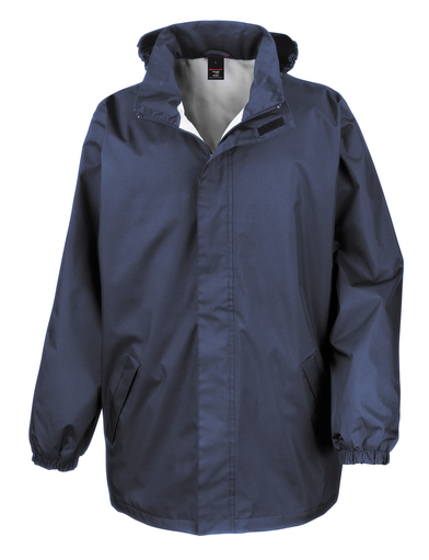 Core Midweight Jacket In Navy