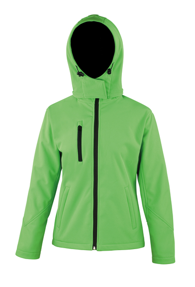 Result Core - Women's Core TX Performance Hooded Softshell Jacket