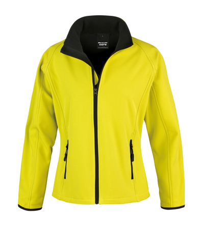 Result Core - Women's Core Printable Softshell Jacket