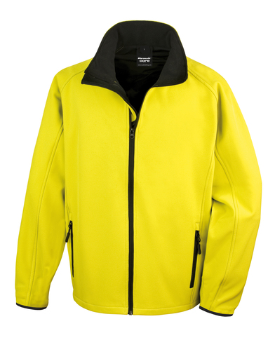 Result Core - Core Printable Softshell Jacket