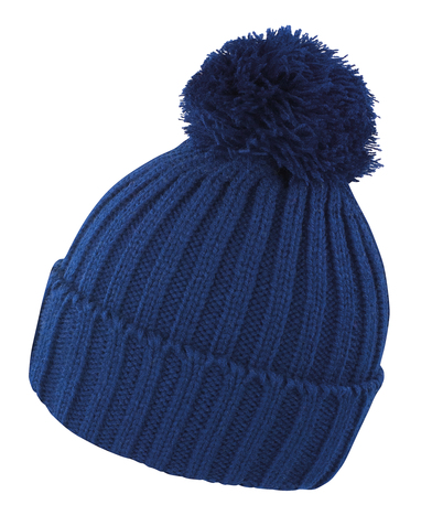 HDI Quest Knitted Hat In Navy