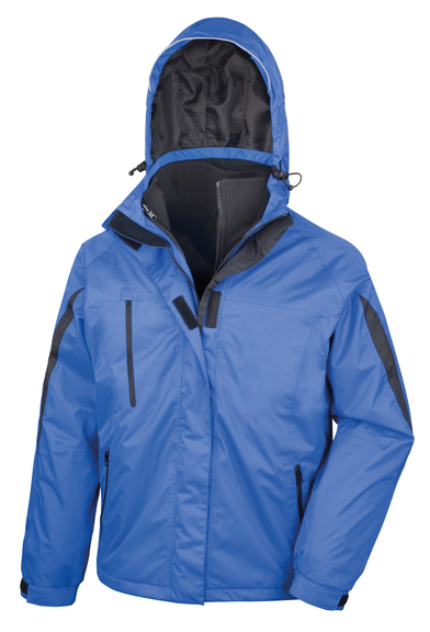 Result - 3-in-1 Journey Jacket With Softshell Inner