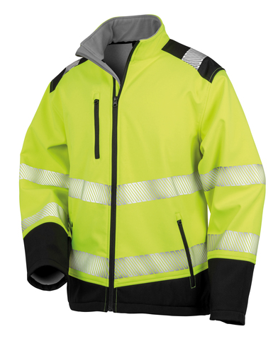 Result Safeguard - Printable Ripstop Safety Softshell
