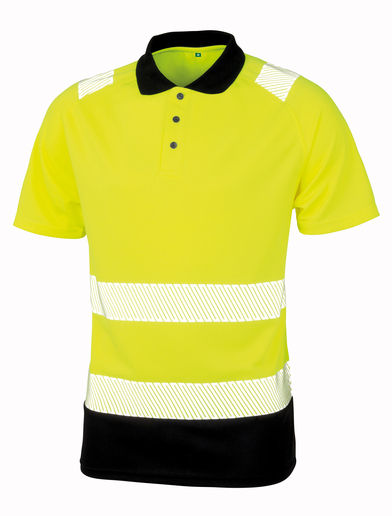 Result Genuine Recycled - Recycled Safety Polo