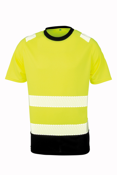 Result Genuine Recycled - Recycled Safety T-shirt