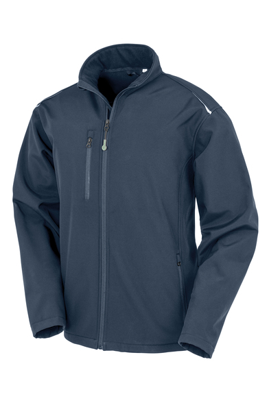 Result Genuine Recycled - Recycled 3-layer Printable Softshell Jacket