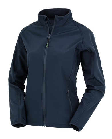 Result Genuine Recycled - Women's Recycled 2-layer Printable Softshell Jacket