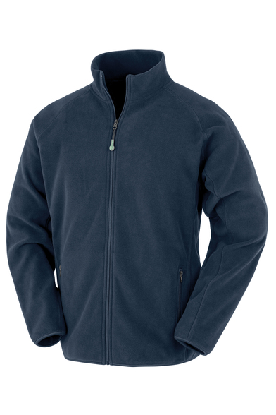 Result Genuine Recycled - Recycled Fleece Polarthermic Jacket