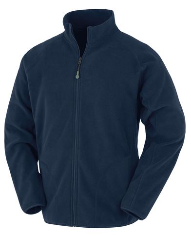 Result Genuine Recycled - Recycled Microfleece Jacket