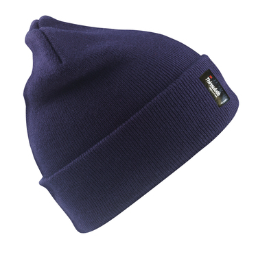 Heavyweight Thinsulate Hat In Navy