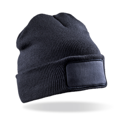 Result Winter Essentials - Double-knit Thinsulate Printers Beanie