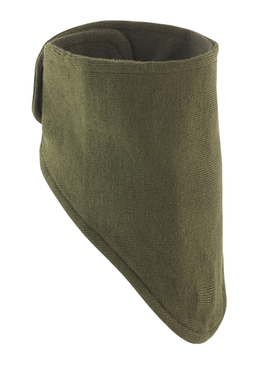 Bandit Face/neck/chest Warmer In Olive