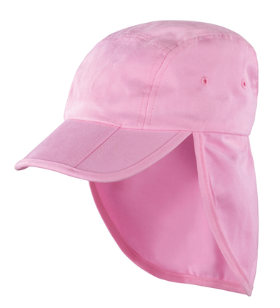 Fold-up Legionnaire's Cap In Pink
